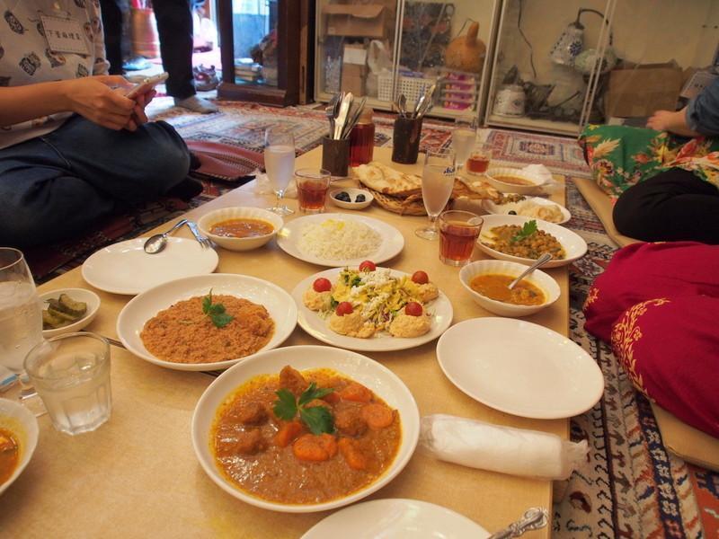 ザクロ イラン料理